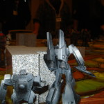 Battletech - Phantom Mech Scenario - Kell Hounds - Phoenix Hawk and Stinger - Taking cover 1